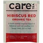 Care Tea Ovocný čaj Hibiscus Red 1 ks 2 g