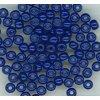 Rokail (rokajl) tm. modrá, vel. 7/0 (3,4 mm) č. 182S 25 g