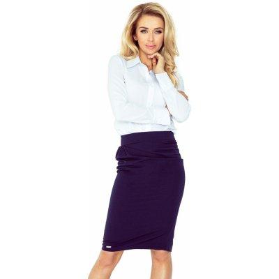 Morimia sukně s překlady MM 001-2 modrá