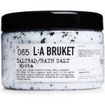 L:A Bruket Mořská koupelová sůl s mátou 450 g