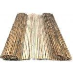 Bambusová rohož plotová, štípaná