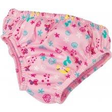 FASHY BABY Dětské plenkové plavky do bazénu OCEÁN růžové