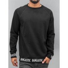 Bangastic / Jumper Raglan in black