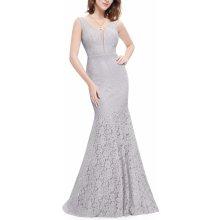 283b4359a1b Ever-Pretty šaty z krajky EP08838GY jasně šedá