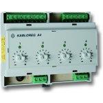M&S Kabloreg A4 termostat na DIN