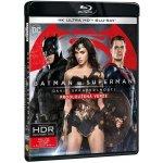 Batman v Superman: Úsvit spravedlnosti - prodloužená verze UHD+BD
