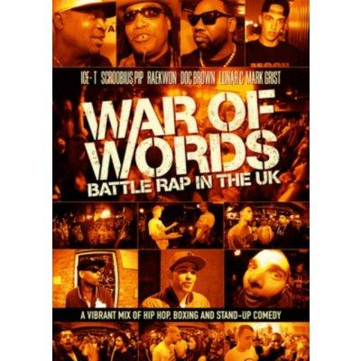 War of Words: Battle Rap in the UK DVD