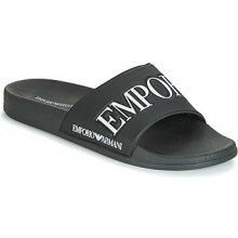 Emporio Armani pantofle - Černá 93c415cf667