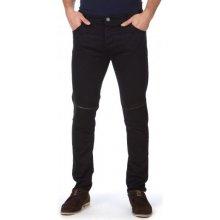 Brave Soul pánské jeansy Rotary černé