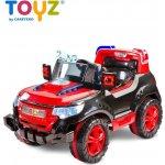 Toyz elektrické autíčko Patrol 2 motory red