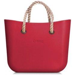 O bag kabelka MINI Ciliegia s krátkymi provazy natural od 1 750 Kč ... 5735195c86b