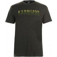 Karrimor Organic T Shirt Mens Green Marl