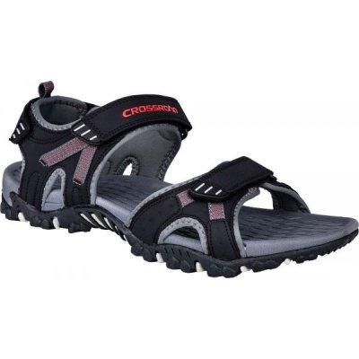 Crossroad MOHSIN černá pánské sandály