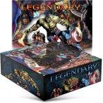 Upperdeck Marvel Legendary: A Marvel Deck Building Game