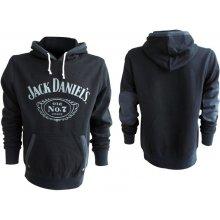 Jack Daniel's OLD No.7 Pánská mikina S KAPUCÍ /ČERNÁ