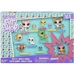 Hasbro Littlest Pet Shop Velké balení 13 ks zvířátek