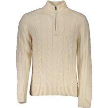 Gant Svetry Man Pullover Bílá