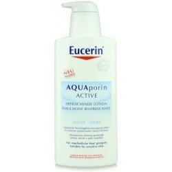 Eucerin Hydratační tělové mléko pro normální pokožku AQUAporin Active 400 ml