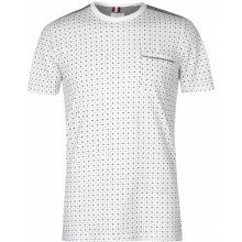 Soviet All Over Pattern T Shirt White