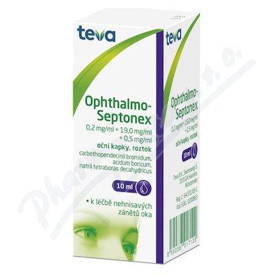 Ophthalmo-septonex oph.gtt.sol.1x10ml