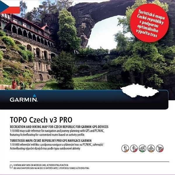 Garmin Topo Czech PRO 2017 od 2 516 Kč - Heureka.cz ceac8fc1f7
