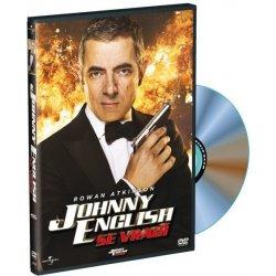 Johnny english se vrací DVD