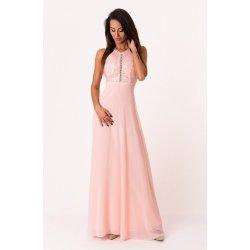 Eva   Lola společenské šaty Adylyne růžová od 2 090 Kč - Heureka.cz a4b4769eed