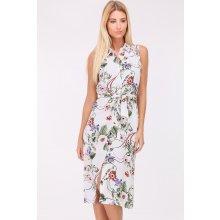7130f2f991b Relax letní košilové šaty Sonya barevná bílá