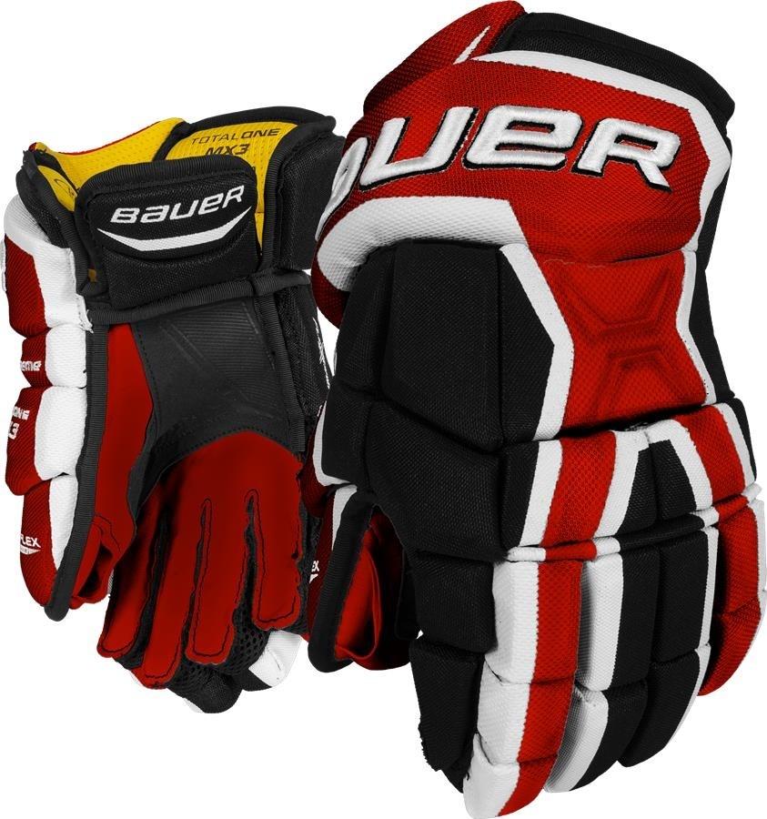 f676a67187a Filtrování nabídek hokejové rukavice Bauer Supreme Totalone MX3 Sr -  Heureka.cz