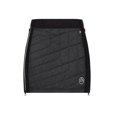 La Sportiva sukně Warm Up Primaloft Skirt Women černá