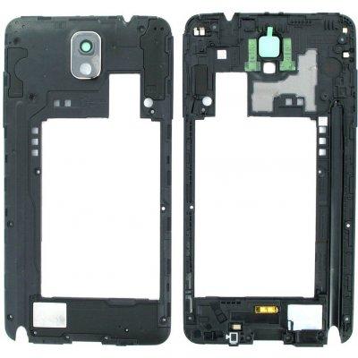 Kryt Samsung Galaxy Note 3 N9005 střední černý