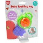 HM Studio dětský kousací klíč zeleno fialový