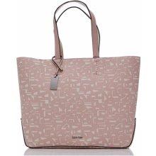 7d22cf5fd1 Calvin Klein dámská velká pudrová kabelka se vzorem