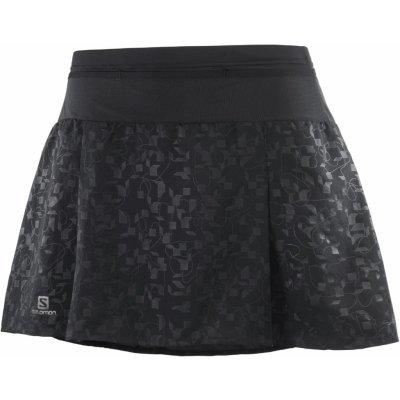 Salomon sukně XA skort W černá