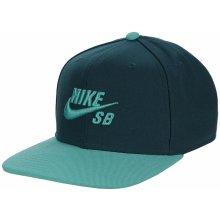 Nike SB Icon SnapbackTeal/Lt Retro/Black/Lt Retro