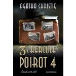 3x Hercule Poirot 4 - Christie Agatha