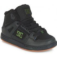 DC Shoes PURE HT WNT B SHOE XKKG Černá 4c2a2fe92b