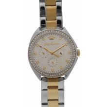 Juicy Couture Capri Watch Ld84 Silver/Gold