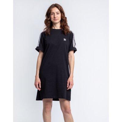 Adidas Originals dámské šaty Adicolor Classics Roll-Up černá