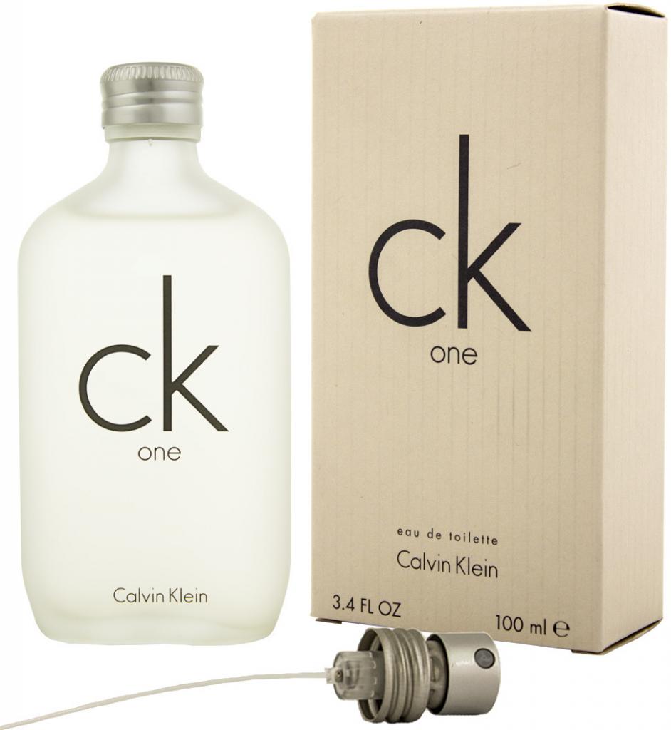 Calvin Klein CK One toaletní voda unisex 100 ml od 452 Kč - Heureka.cz 817b642dd8
