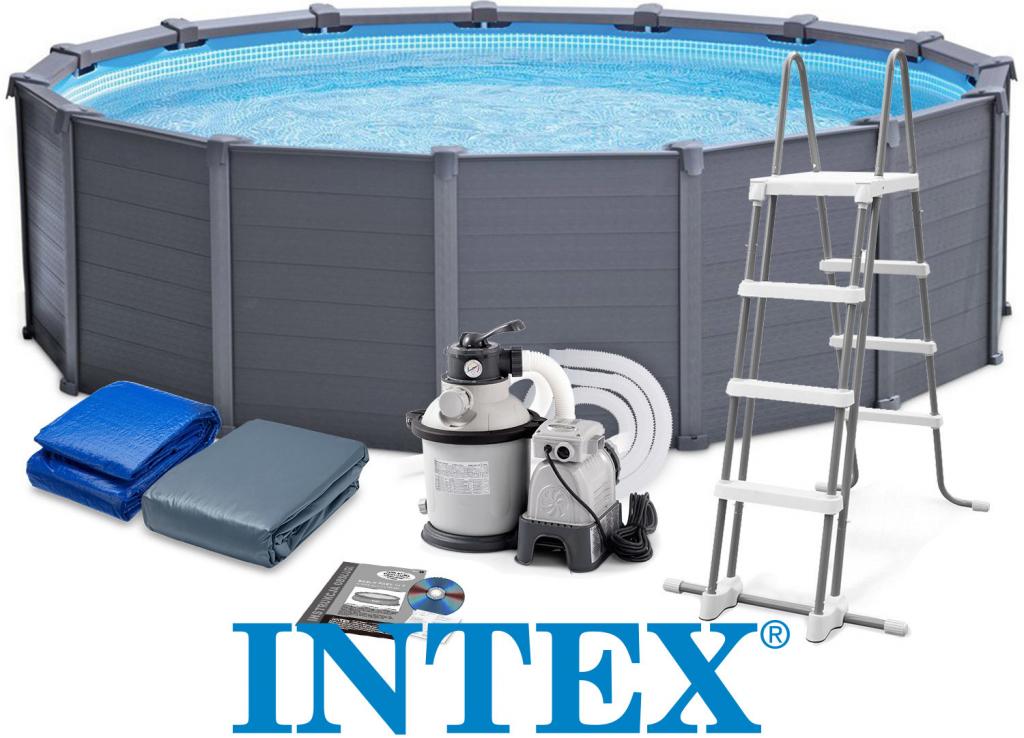 Intexová hadice pro připojení hadice