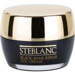 Steblanc Oční krém s filtrátem hlemýždího sekretu 80% pro extrémně jemné a citlivé oční okolí (Black Snail Repair Eye Cream) 30 ml