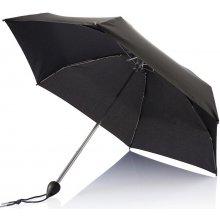 XD Design Droplet skládací deštník černá