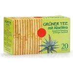 Sanct Bernhard Zelený čaj s Aloe Vera 20 x 2 g