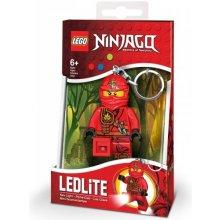 Přívěsek na klíče LEGO Ninjago Kai svítící figurka LGL KE77K