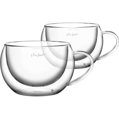 Lamart Set termo sklenic CAPPUCCINO 2 x 270 ml