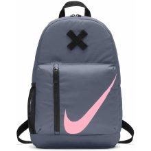 b6fb6d443 Nike Y NK ELMNTL bkpk 18l šedá růžová