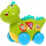 Huile Toys dinosaurus jezdí svítí a hraje