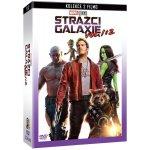 STRÁŽCI GALAXIE 1+2 KOLEKCE DVD