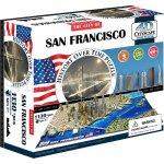 ConQuest 4D Cityscape puzzle Time Panorama San Francisco